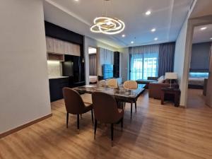 เช่าคอนโดสุขุมวิท อโศก ทองหล่อ : The Madison Sukhumvit 2 Bedroom : BTS Prompong