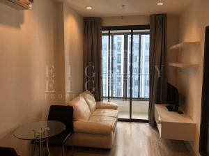 เช่าคอนโดพระราม 9 เพชรบุรีตัดใหม่ : For Rent Ideo Mobi Rama 9 (34 sqm.)