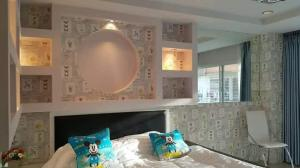 For RentCondoLadprao, Central Ladprao : For rent, Ratchada Prestige Ladprao 48, fully furnished, ready to move in, swimming pool view