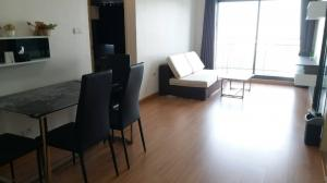 For SaleCondoChengwatana, Muangthong : Quick sale, cheap sale, the owner sells at a loss - for rent, condo Chaengwattana, corner unit, 2 bedrooms, 2 bathrooms, Supalai Loft, on the main road