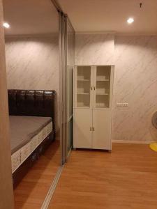 For RentCondoBangna, Lasalle, Bearing : Condo for rent at Lumpini Ville Lasalle Bearing, near BTS Bearing, Bangkok Patana School