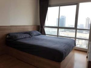 For RentCondoOnnut, Udomsuk : For rent, U delight @ Onnut station, ready to move in, city view