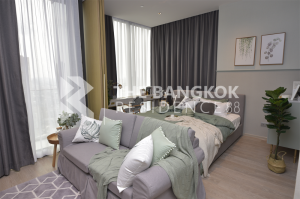 For RentCondoSilom, Saladaeng, Bangrak : 1 bedroom, large size, beautiful direction, quick rental, 1st hand room, Ashton Silom (new room, never rented)