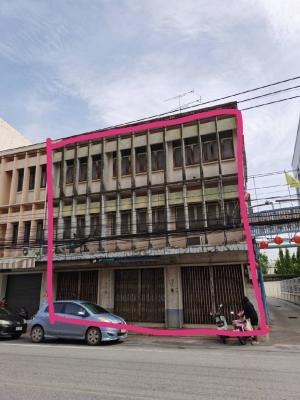 เช่าตึกแถว อาคารพาณิชย์มหาสารคาม : ให้เช่าอาคารพาณิชย์ 3 คูหา ใจกลางเมืองมหาสารคาม