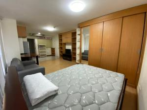 For RentCondoOnnut, Udomsuk : ✅ For rent, The Link 3 Sukhumvit 50, near BTS, size 34 sq m, fully furnished and electric appliances ✅
