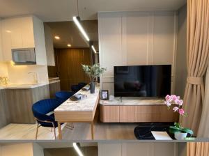 เช่าคอนโดสุขุมวิท อโศก ทองหล่อ : ให้เช่า Celes Asoke ห้องใหม่ 1 ห้องนอน ชั้นสูง สัญญา 1 ปี เพียง 39,000 บาท
