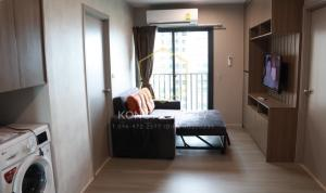 For RentCondoPinklao, Charansanitwong : Condo for rent: The Parkland Charan - Pinklao , 2 bedrooms, 1 bathroom (corner room)