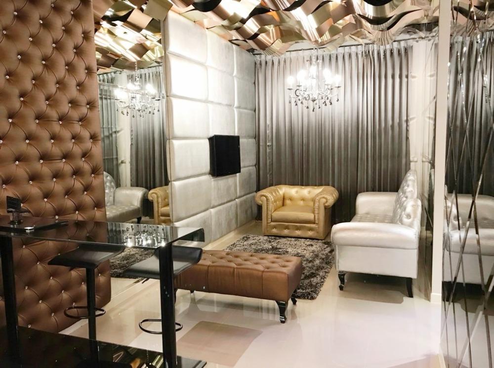 For RentCondoRama9, RCA, Petchaburi : Condo for rent, Circle Living Pototype