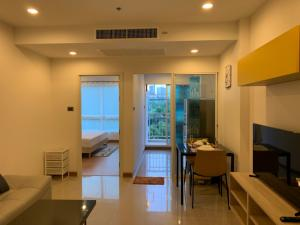For SaleCondoRatchadapisek, Huaikwang, Suttisan : Selling at par, beautiful room, calm, clean, comfortable, in the heart of the city near the Ministry of Culture, Ratchada