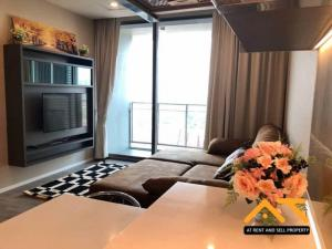 For SaleCondoBang Sue, Wong Sawang : For sale 333 Riverside 1 bed 1 bath ready to move in. The room is not hot.