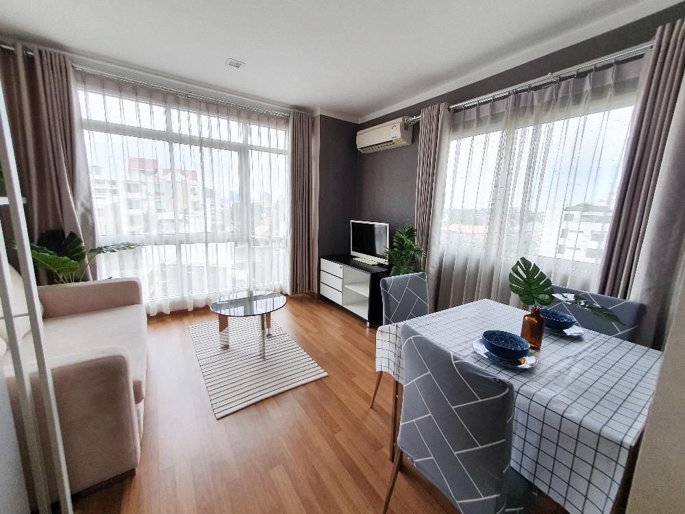 For RentCondoOnnut, Udomsuk : Condo 2 Bedrooms, 1 bathroom, 60 Sq.m (Sukhumvit 71)
