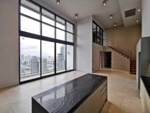 For SaleCondoSukhumvit, Asoke, Thonglor : for sale ❇️✅ The loft asoke  type 3 bed 3 bath Duplex  size 130 sq.m floor 37  North direction fully fitted  Good price 29.5 mb !!! ❤️❤️❤️ contact porto 062-2189555 line : i-portofc