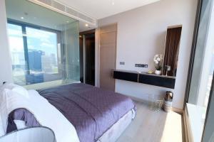 For RentCondoRama9, RCA, Petchaburi : 6824 | 🔥🔥 For rent, The Esse at Singha Complex. Size 47.75 sq m. 29th floor # near BTS Asoke [[Urgent inquiry 093-6269352 @ add Line]]