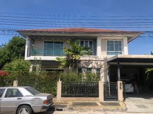 For SaleHouseNawamin, Ramindra : Selling below the appraisal price, quick sale, corner house, Habitia Vent, Habitia Vent, 100 sq m, Panya Indra