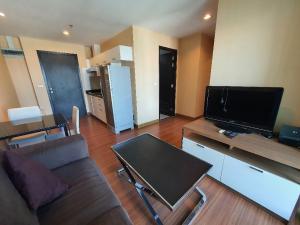 For RentCondoRatchadapisek, Huaikwang, Suttisan : For rent, Diamond Ratchada 12, cheap price / 15,000 baht / 50 sqm. / 2 bedrooms