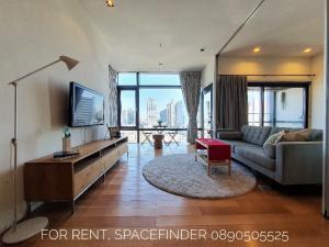 เช่าคอนโดพระราม 9 เพชรบุรีตัดใหม่ : 1 Bedroom Unit With Balcony For Rent 800 m. to MRT Petchaburi