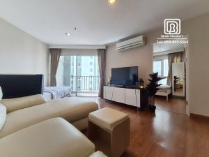 For RentCondoRama9, RCA, Petchaburi : (871)Belle Grand condominium: Minimum rental 1 month / warranty 1 month / free internet / free cleaning