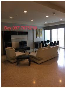 For RentCondoSukhumvit, Asoke, Thonglor : Urgent rent, Nusasiri Grand Condo, next to BTS Ekkamai, 3 bedrooms, 135 sq.m., 60,000 baht / month.