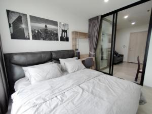 เช่าคอนโดพระราม 9 เพชรบุรีตัดใหม่ : ให้เช่าคอนโด ไลฟ์ อโศก (Life Asoke) แบบ 2ห้องนอน 1ห้องน้ำ 36ตรม