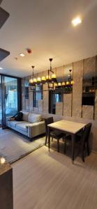 เช่าคอนโดพระราม 9 เพชรบุรีตัดใหม่ : For Rent Life Asoke Rama 9  ห้องจริงสวยมาก  @24Agency