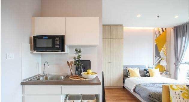 For RentCondoSapankwai,Jatujak : Condo for rent, Lumpini Park Vibhavadi, Chatuchak *** New room, beautiful decoration, fully furnished, ready to move in ***