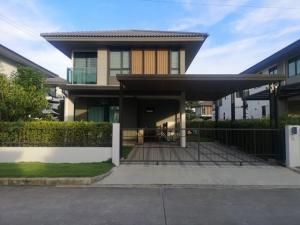 ขายบ้านบางนา แบริ่ง : ขายบ้านเดี่ยวโครงการบุราสิริบางนา เฟอร์นิเจอร์+บิ้วท์อิน ครบพร้อมอยู่