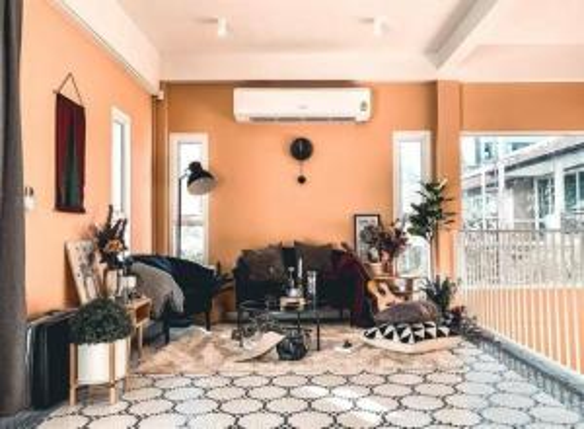 For RentTownhouseNana, North Nana,Sukhumvit13, Soi Nana : 3-storey townhome for rent in Sukhumvit 71, Soi Pridi 42, near Khlong Tan Intersection, 4 bedrooms corner, fully furnished.