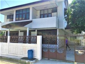 For RentHouseKaset Nawamin,Ladplakao : 2 storey house for rent near BTS Phahon Yothin 59. Rajtharinamai Village, suitable for Home Office