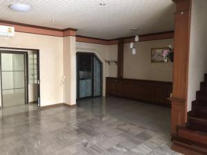 For RentTownhouseRama3 (Riverside),Satupadit : 3-storey townhome for rent, Soi Narathiwat 22, Thawi Watthana Village, ready to move in near Central Rama 3.