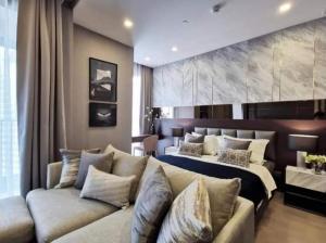 For RentCondoSukhumvit, Asoke, Thonglor : For rent, Ashton Asoke, beautiful room, complete electrical appliances, close to BTS Asoke and MRT.Sukhumvit, bargain 082-459-4297