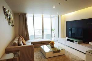 For RentCondoSathorn, Narathiwat : HOT spacious 2bed2bath with big balcony near Chongnonsri