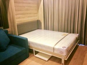 For RentCondoSiam Paragon ,Chulalongkorn,Samyan : ให้เช่า Ideo q chula ขนาด 22 ตรม.  ห้องสวยน่าอยู่ ชั้นสูง วิวสระ เครื่องใช้ไฟฟ้าครบพร้อมอยู่ 095-249-7892 / 082-459-4297