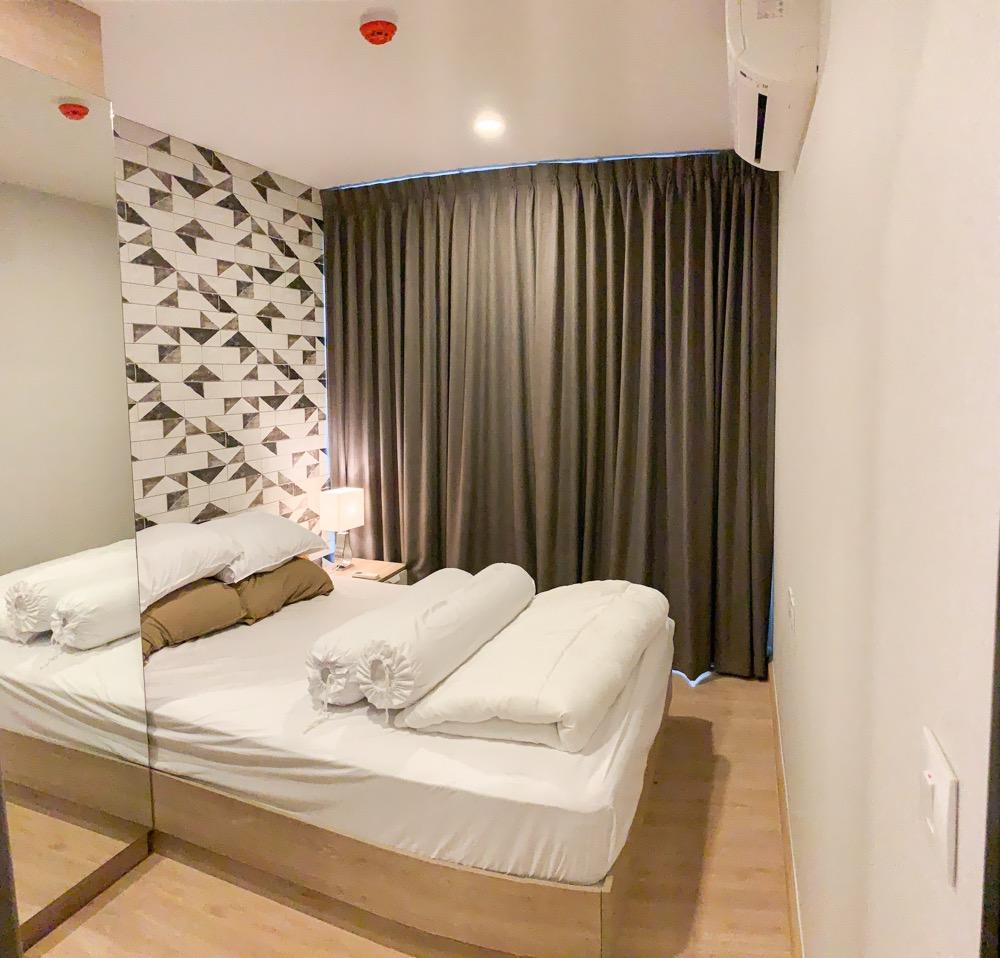 เช่าคอนโดรัตนาธิเบศร์ สนามบินน้ำ : [ให้เช่า]คอนโด Knightsbridge Tiwanon 1 ห้องนอน 1 ห้องน้ำ 70 เมตร จาก MRT กระทรวงสาธารณสุข