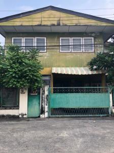 For SaleHouseKasetsart, Ratchayothin : House for sale, 75 square meters, Amon Phan Village 9, Model 1, Senanikom, good location in the city center