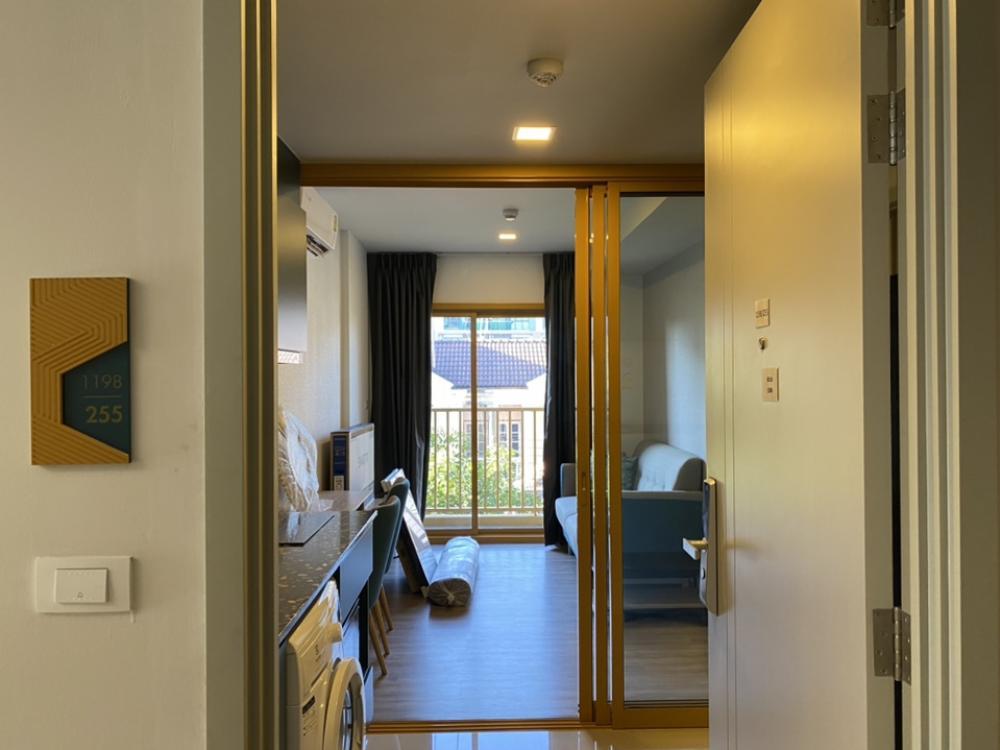 เช่าคอนโดอ่อนนุช อุดมสุข : ห้องใหม่ เครื่องใช้ไฟฟ้า ตกแต่งสวย ราคาพิเศษสุด 9,999