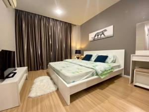 For RentCondoLadprao101, The Mall Bang Kapi : NC-R336 Condo for rent, Happy Condo Ladprao 101, fully furnished room, good location, convenient transportation, price 14,000 baht / month, 1 year contract / 2 months warranty / 1 month in advance ❇️Happy Condo Ladprao 101 bedroom / 1 bathroom / 1 living