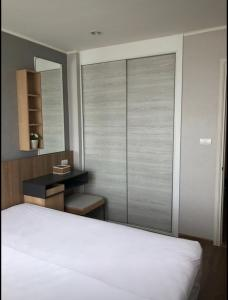 For RentCondoRamkhamhaeng, Hua Mak : For Rent U Delight @ Huamak Station, fully furnished, ready to move in @JST Property.