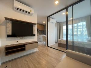 For RentCondoRangsit, Patumtani : Condo for rent Kave Town Space next to Bangkok University