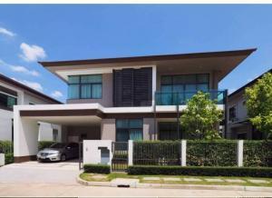 For RentHouseOnnut, Udomsuk : ***4 bedrooms single house for rent** Setthasiri Onnut - Srinakarin