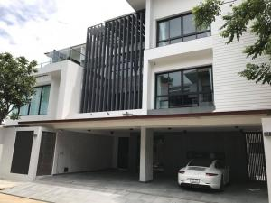 For RentHouseRamkhamhaeng, Hua Mak : Rental: HOUSE LUXURY ISSARA Ramkumheang24 Soi 6
