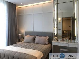 เช่าคอนโดวงเวียนใหญ่ เจริญนคร : For Rent Magnolia Waterfront MWR at Icon Siam 1 bed 1 bath Near BTS Krung Thon Buri