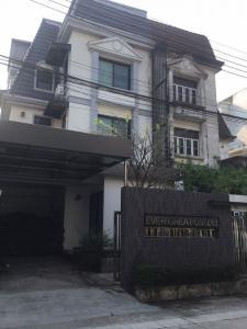 For RentHome OfficePattanakan, Srinakarin : Home office Baan Srinakarin Grand Mansion
