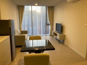 For RentCondoSukhumvit, Asoke, Thonglor : 1 bedroom condo for rent in Quintara Treehaus Sukhumvit 42 near BTS Ekkamai.