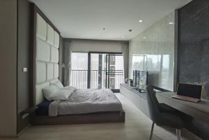 For RentCondoSukhumvit, Asoke, Thonglor : express!!! For rent, beautiful room, furnished + electricity, ready to move in, 2 bedrooms, 2 bathrooms, beautiful view @Noble Remix.