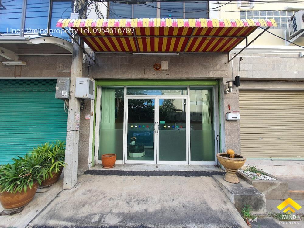 For SaleShophouseBangna, Lasalle, Bearing : Urgent sale, 6-storey commercial building, Lasalle, Sukhumvit 105, near BTS Bearing, Bang Na, Thepharak, Samut Prakan