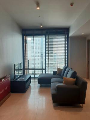 เช่าคอนโดสีลม ศาลาแดง บางรัก : 🔥Condo for Rent 🔥 The Lofts Silom • 2BR • Brand New