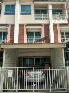 For SaleTownhouseYothinpattana,CDC : 3-storey townhome, Ladprao 101, Yothin Phatthana 3 Glory House