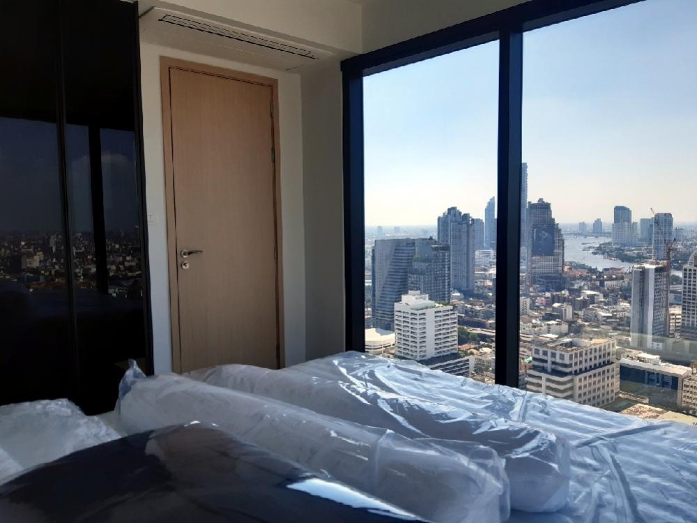 เช่าคอนโดสีลม ศาลาแดง บางรัก : 🔥Condo for Rent 🔥 The Lofts Silom • 3BR • River View