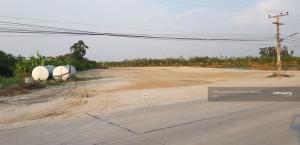 For RentLandPattaya, Bangsaen, Chonburi : Land for rent near Amata Industrial Estate Chonburi.