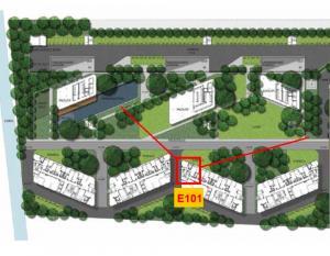 ขายดาวน์คอนโดอ่อนนุช อุดมสุข : Skyrise 64 ห้องหายาก 3-bed Duplex วิวสวน เพียง 75,xxx บาท/ตร.ม. เท่านั้น